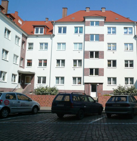 August - Bebel - Straße 37 - 39